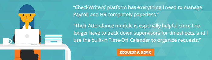 hr check writers
